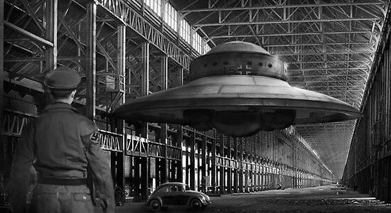 ww2 german flying saucer