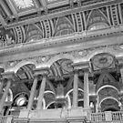 Library of Congress Ceiling by joesterne