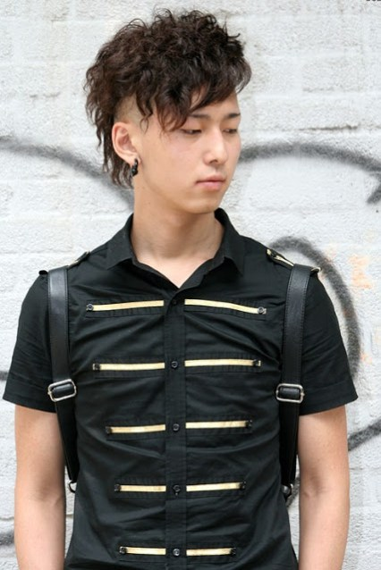 Short Hairstyles For Asian Men 2013 Haircuts Styles 2013