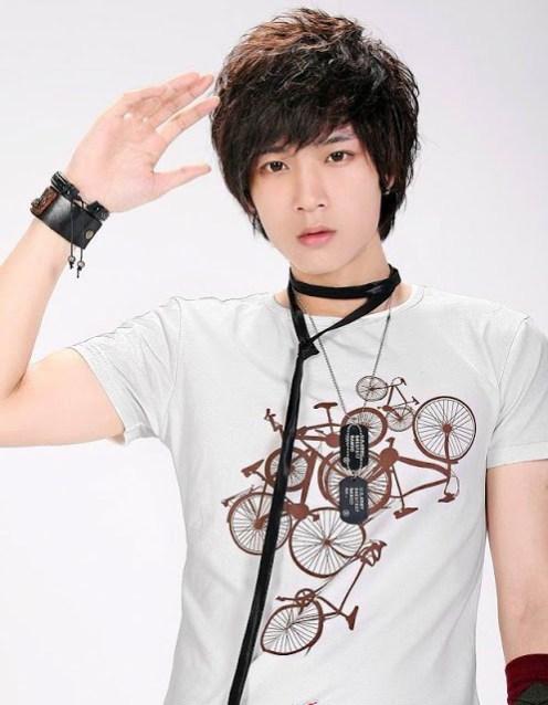 short hairstyles asian men