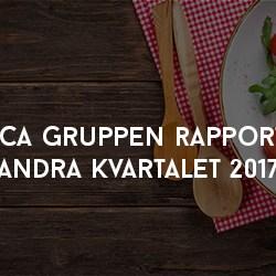 ICA Gruppen Rapport Andra Kvartalet 2017