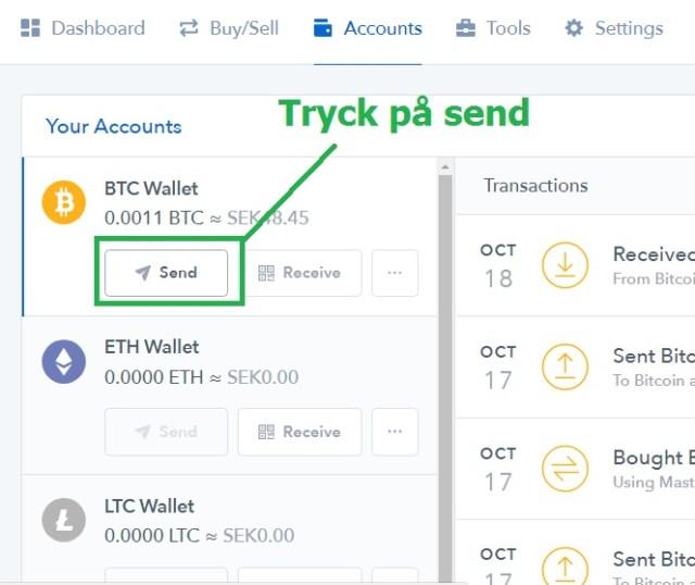 steg 3 skicka bitcoin 01