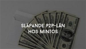 Släpande P2P-lån hos Mintos