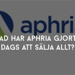 Vad har Aphria gjort