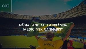 Nästa land att godkänna medicinsk cannabis