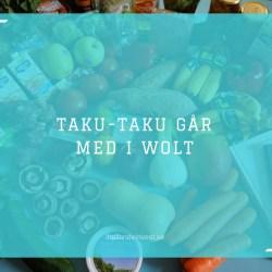 Taku-Taku går med i Wolt Kampanjkod