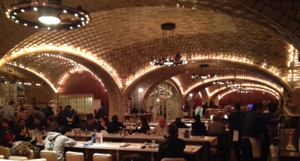 Grand Central Oyster Bar Years Happen