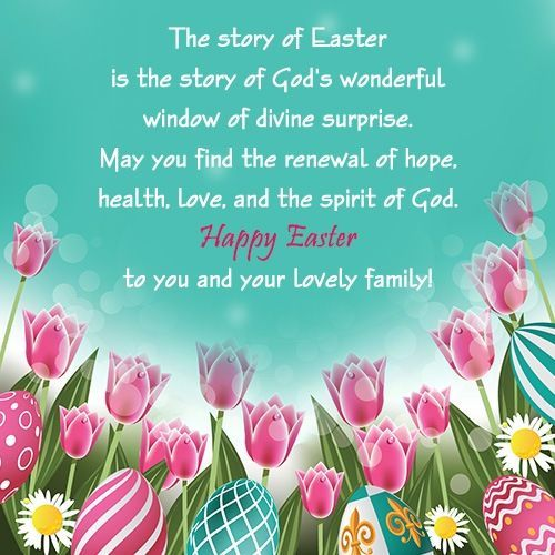 Happy easter wishes 2018 quotes messages greetings easter wishes happy easter greetings messages m4hsunfo