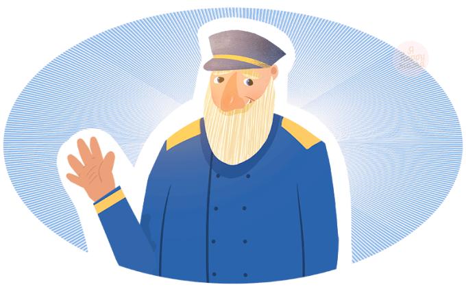 Загадки про моряков для детей