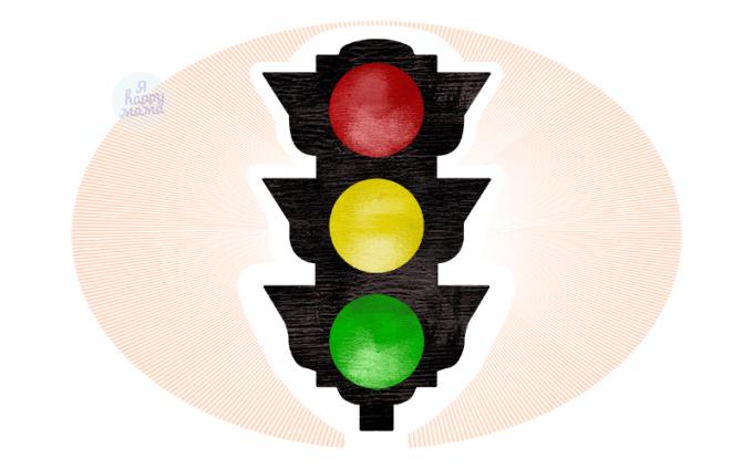 Загадки про светофор