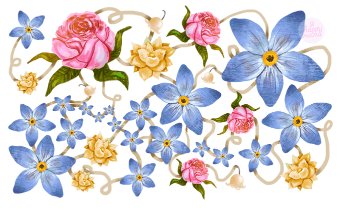 Загадки про цветы для детей с ответами