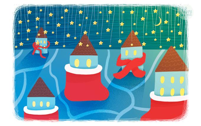 Стихи на Рождество для детей