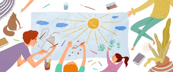 Развивайка — детские загадки, стихи для детей, песни, басни, сказки
