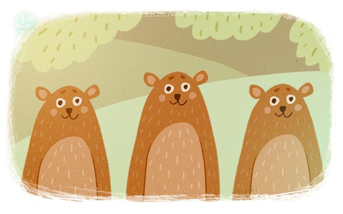 Сказки о животных для детей