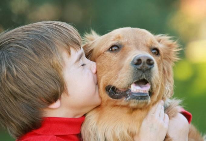 У каждого ребенка должен быть пес