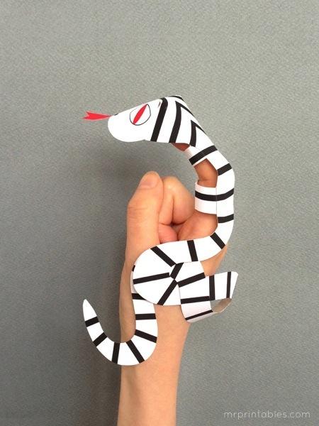 бумажная змея3