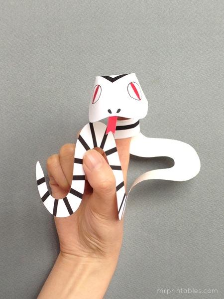 бумажная змея4