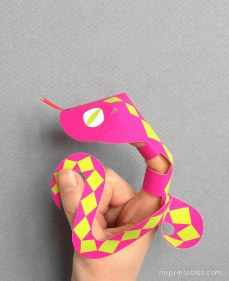 бумажная змея5