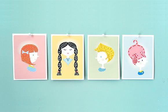 вышитые открытки