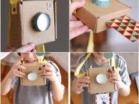 Игры в картонной коробке