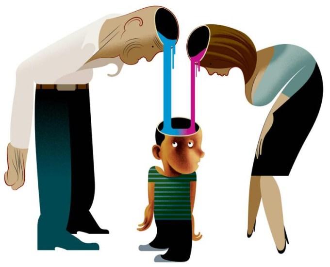 стереотипы воспитания