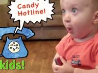 8 малышей, которые отвечали на самые важные в их жизни звонки