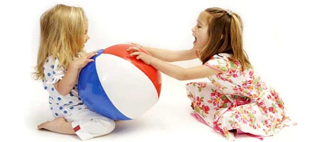если у ребенка отняли игрушку