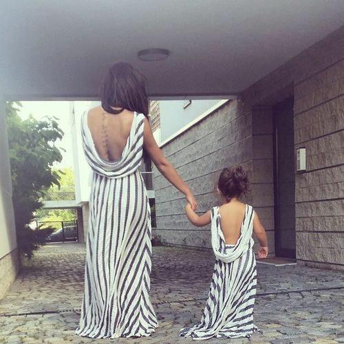 мамы и дочки2