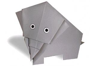 оригами для детей15