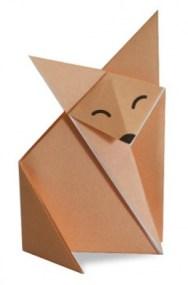 Такие простые и классные оригами! Обязательно сделайте их с ребенком