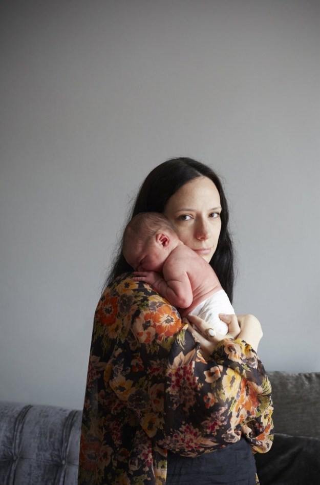 первый день жизни ребенка2
