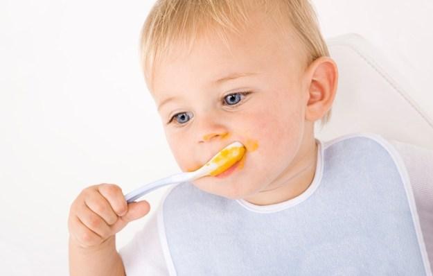 режим питания ребенка