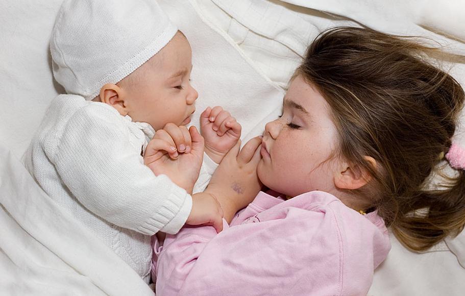 Сколько должен спать ребенок