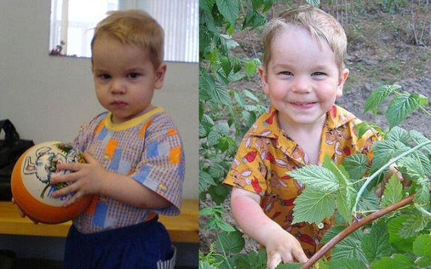 дети до и после усыновления 5