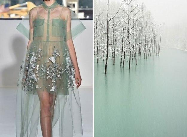 платья от природы