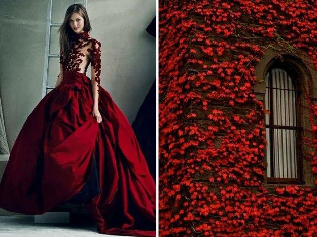 природа и мода