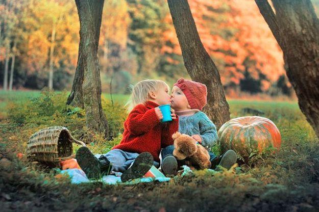 чудесные детские фотографии