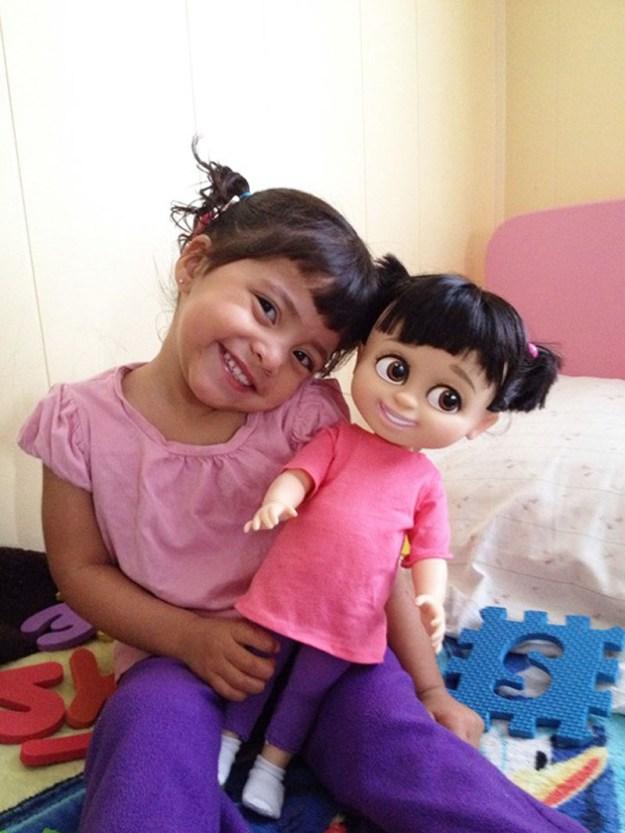 дети похожие на своих кукол