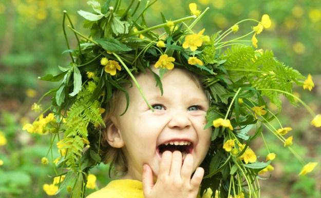 искренние детские улыбки4