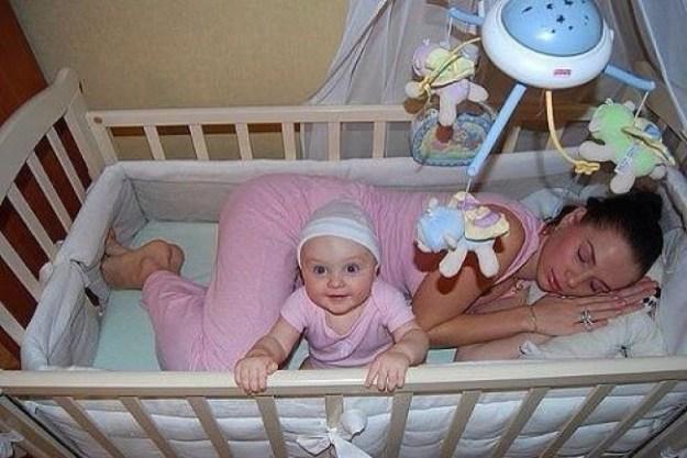 счастливые моменты материнства