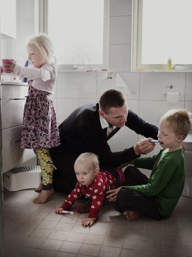 шведские папы