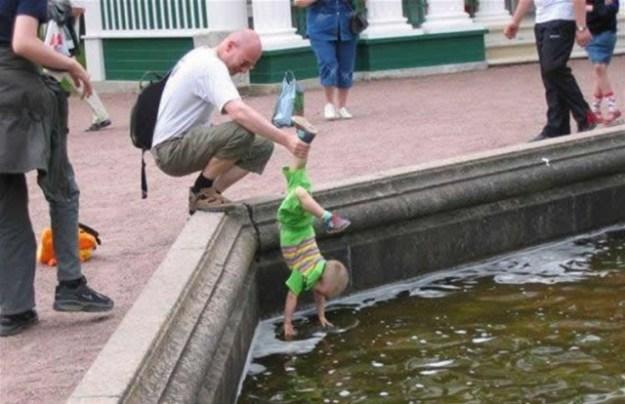 папы и дети