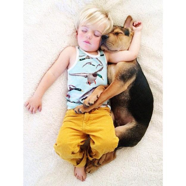 сладкая спящая парочка14