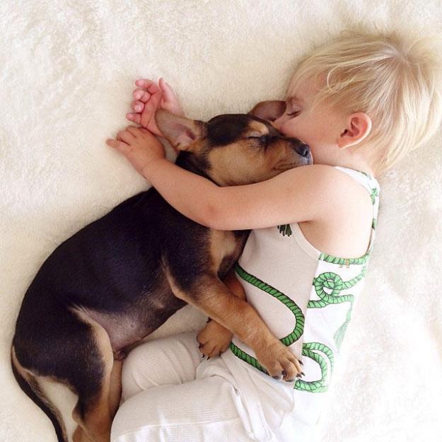 сладкая спящая парочка3