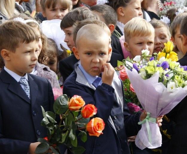 дети 1 сентября