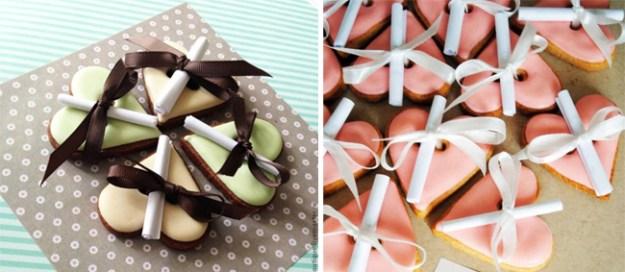 печеньки с пожеланиями