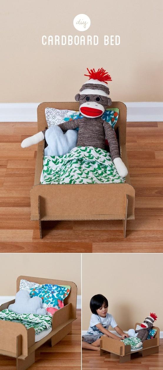 Кроватка для игрушек