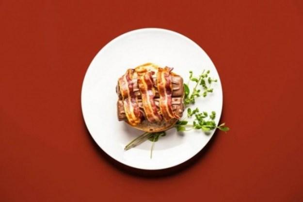 бутерброд с марсом