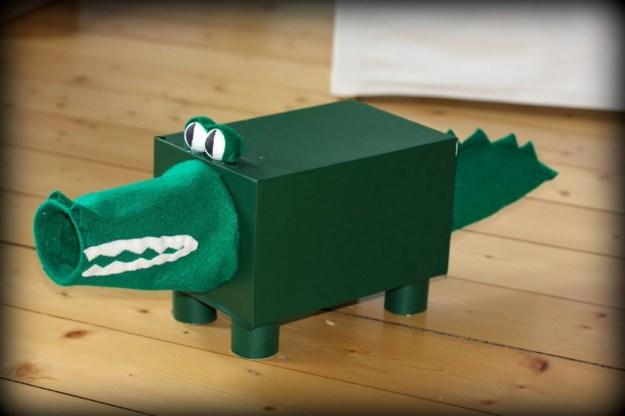крокодил для сенсорики