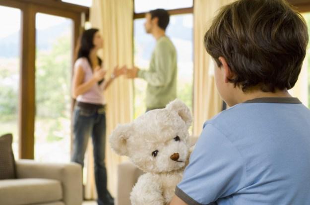 типичные ошибки разводящихся родителей